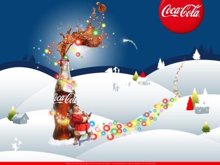 Coca Cola Weihnachten Wallpaper Der Weihnachtsmann Galt Bis